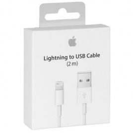 USB Кабель Apple Lightning 2M (MD818ZM/A)